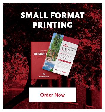Small Format Printing